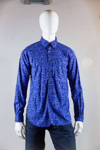 Engineered Garments Animal Print Shirt