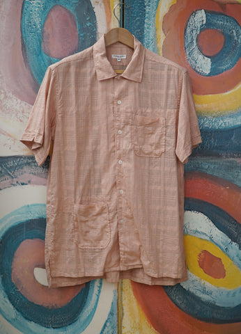 Light Pink Camp Shirt