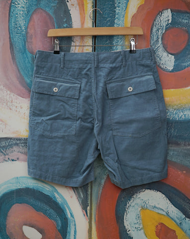Engineered Garments 14W Corduroy Fatigue Shorts