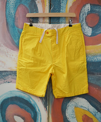 Malibu Poplin Sunset Shorts