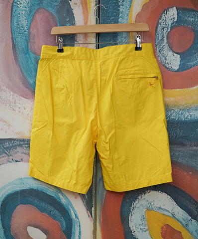 Engineered Garments Malibu Poplin Sunset Shorts