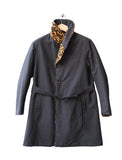 Reversible Shawl Collar Coat