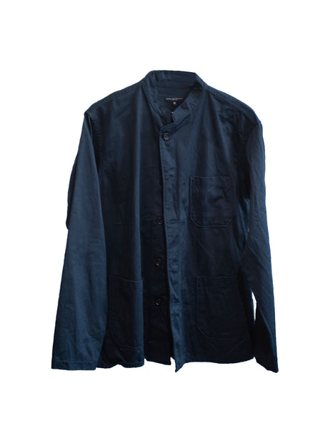 Engineered Garments Navy Dayton Shirt Jacket