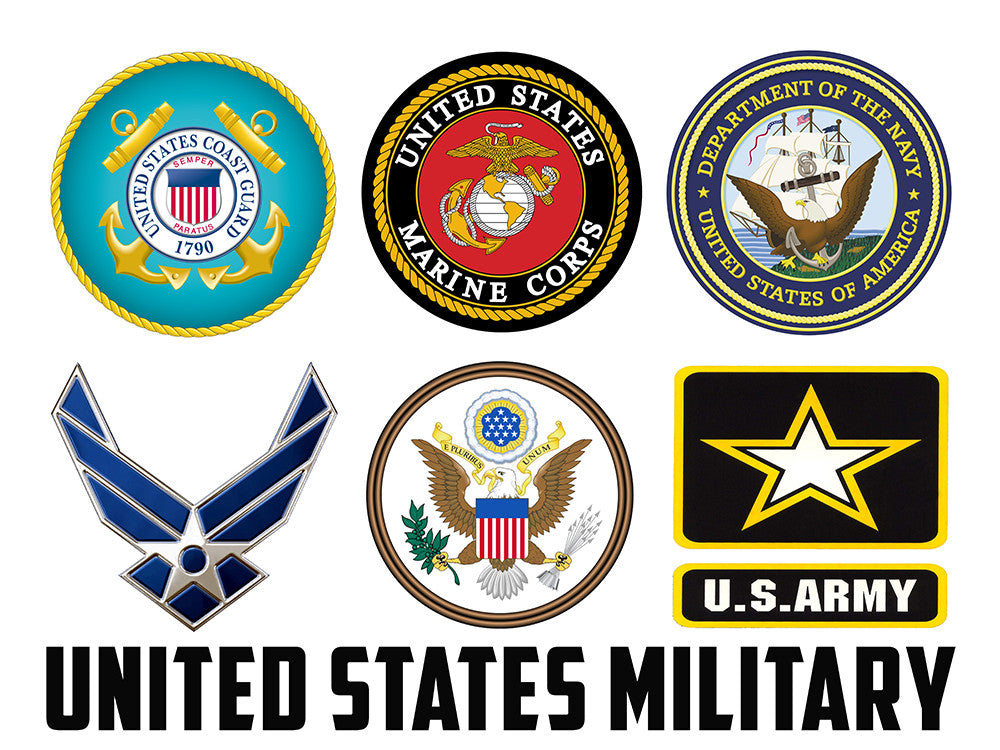 Image result for branches of us military