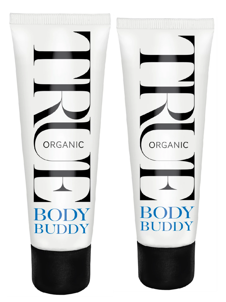 2-pack Body buddy lotion