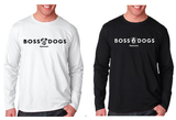 BossDogs™ Long Sleeve Stud Cut Shirt