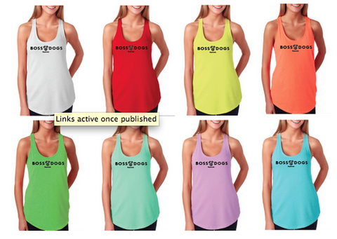 BossDogs™ Ladies Tank