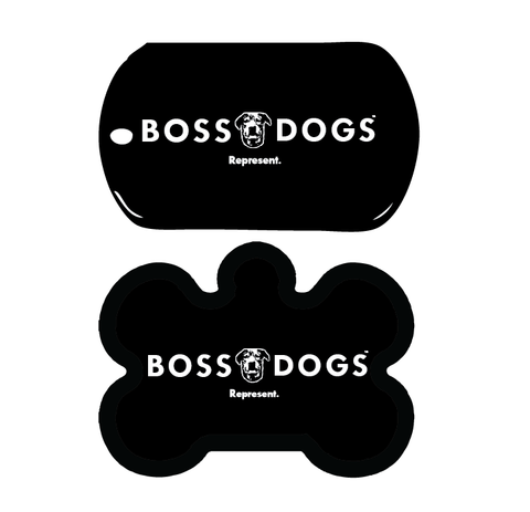 BossDogs™ Signature Tags
