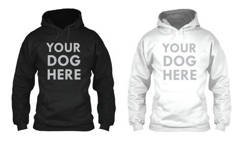 Discounted Custom Hoodie - Using Same or Previous Artwork