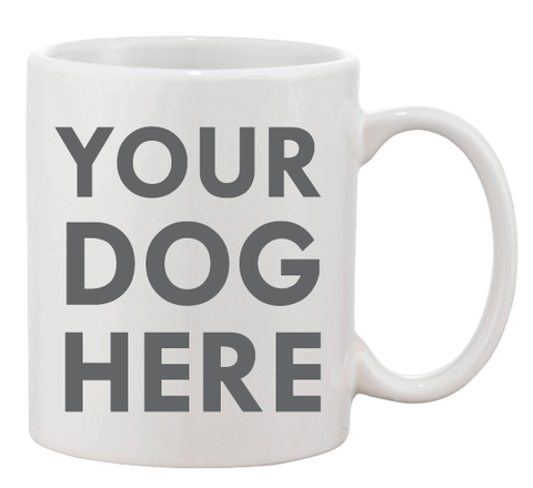 Discounted Custom Mug - Using the Same or Previous Artwork