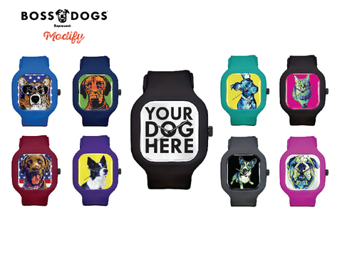 Discounted  BossDogs™ Custom Sports Watch