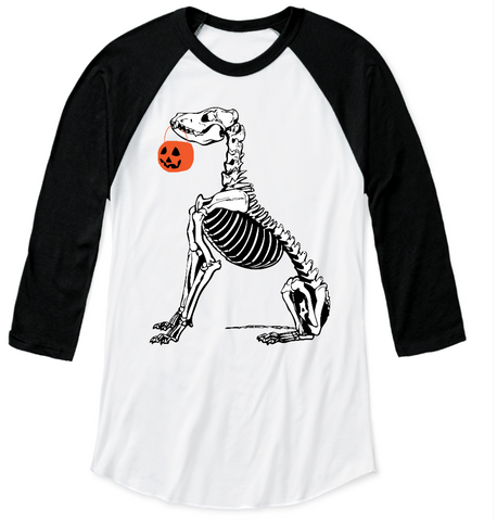 Limited Edition Howl-O-Ween Shirt (Reglan)