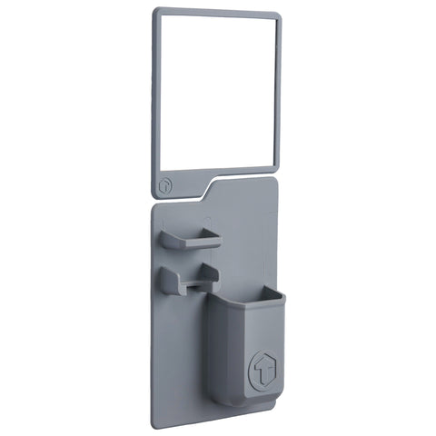 Mighty Toothbrush Holder & Mirror Pack