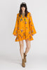 Boho Dress Yellow