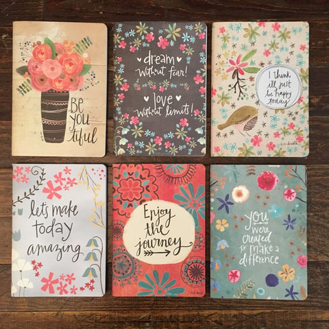 Soft Cover Journals