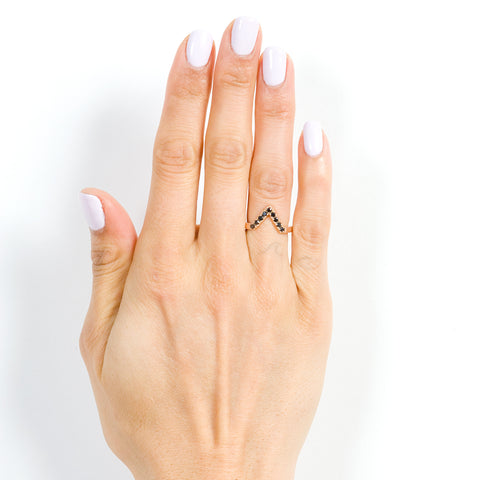 HAATHI FINE - Triangle Ring