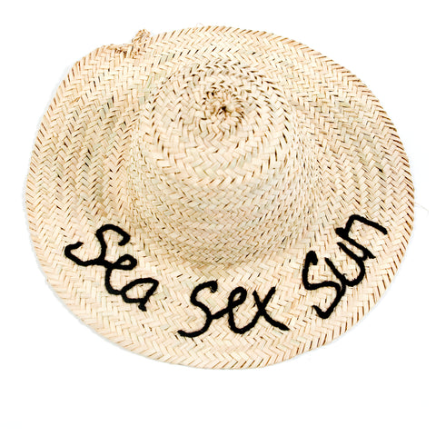 Wild Romance - Sea Sex Sun Hat
