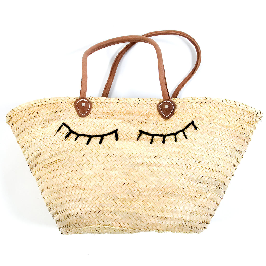 Wild Romance - Wink Market Bag Long
