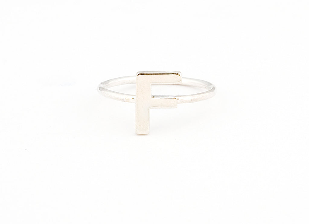 MOOD RING - Silver F