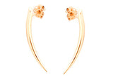 HAATHI FINE - Tusker Earrings Large Set