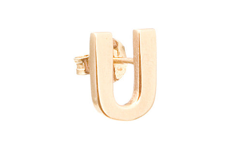MOOD EARRING - U