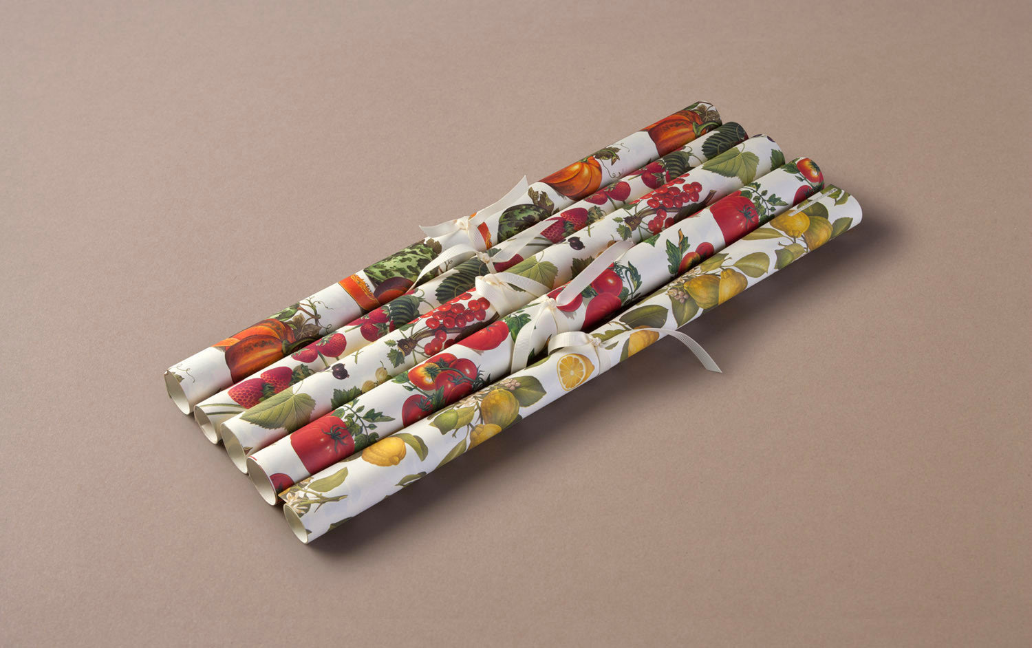 Assorted Fruit Wrapping Paper