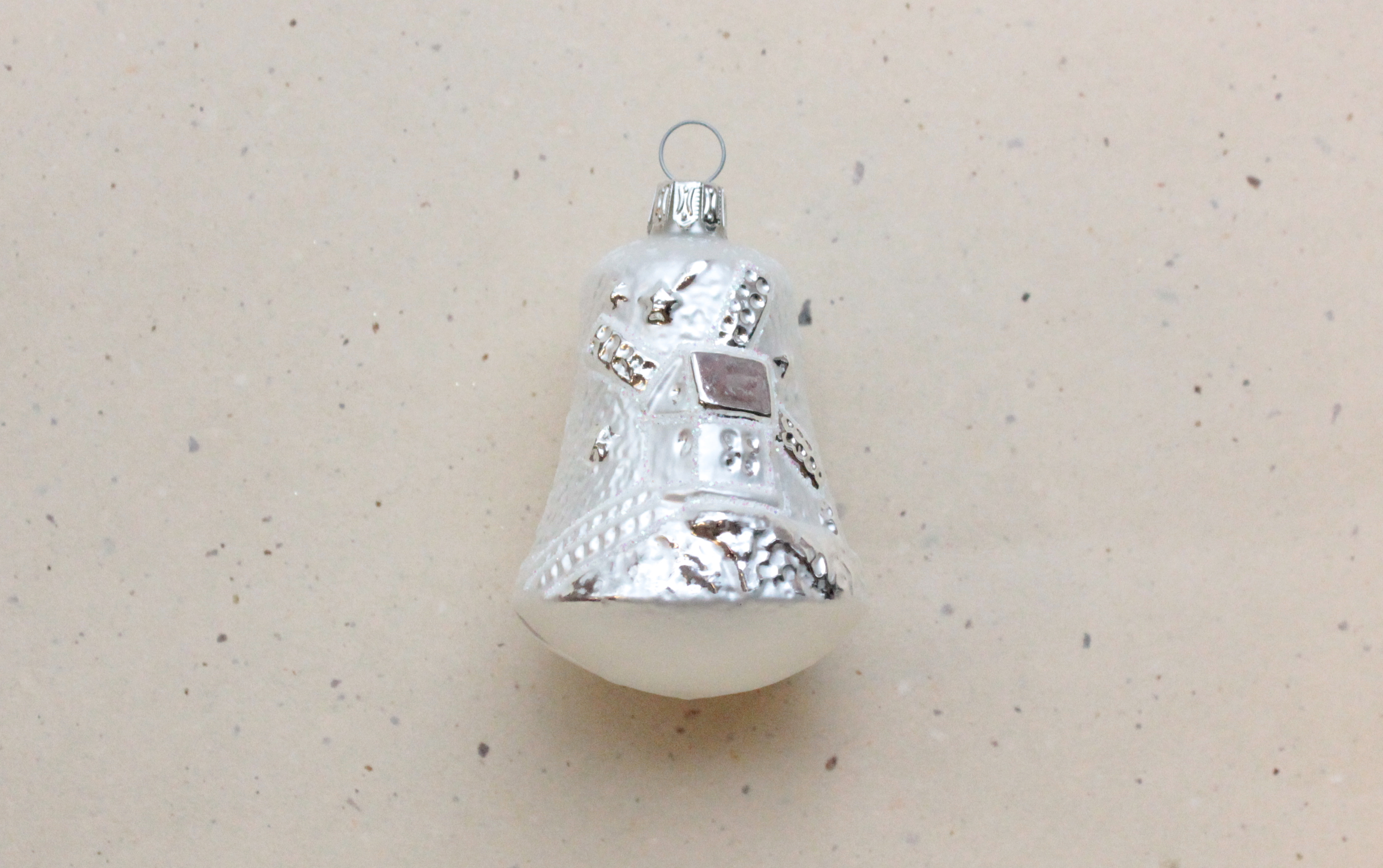 White Windmill Bell Decoration