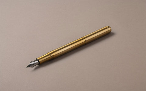 Brass Kaweco Liliput Fountain Pen
