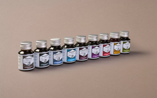 German Fountain Pen Ink Bottle, 50ml