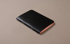 Black Choosing Keeping Pocket Notebook