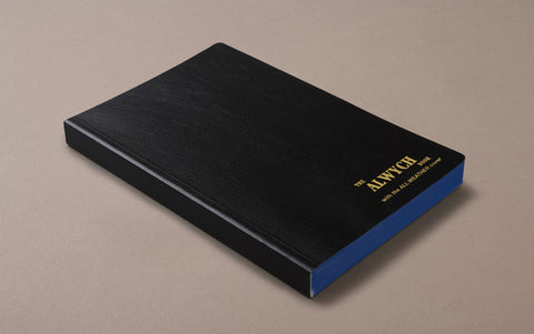 All-weather Alwych Notebook, Ruled
