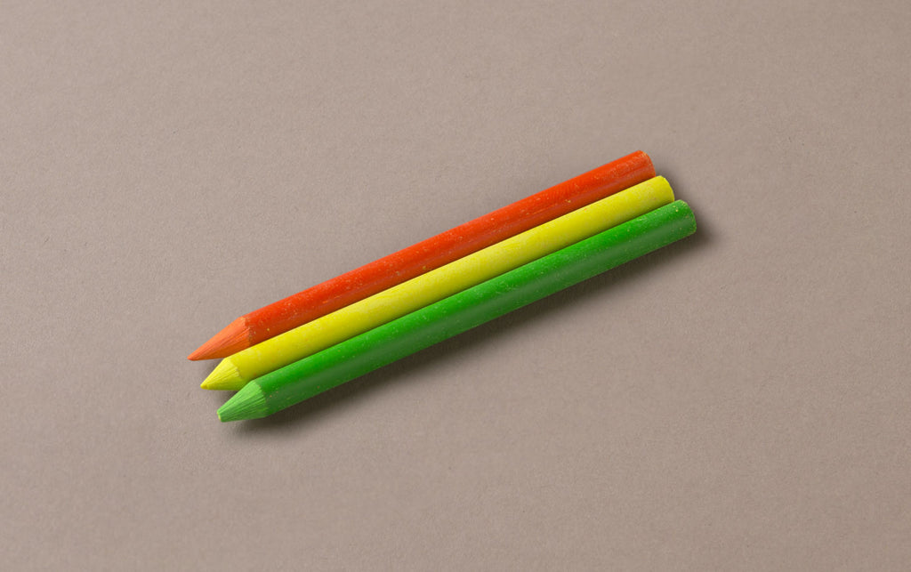 3 Neon Highlighter 5.6mm Leads