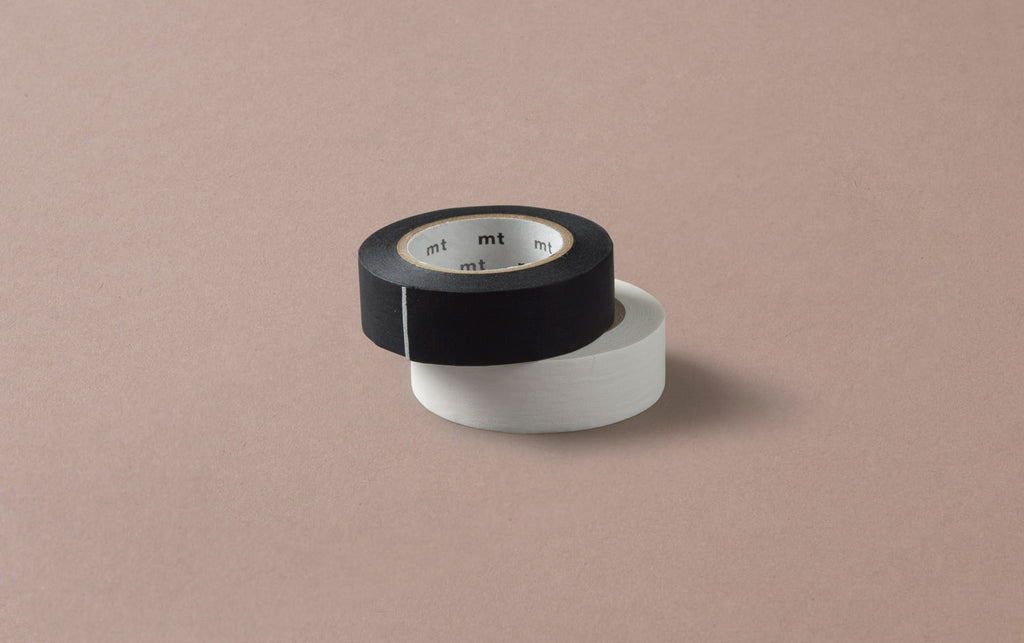 Black and White MT Masking Tape