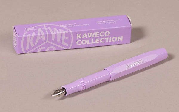 Lavender Kaweco Collection Classic Sport Fountain Pen