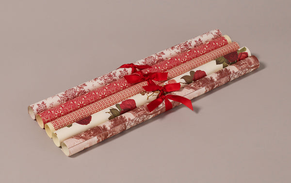 Assorted Love Wrapping Papers