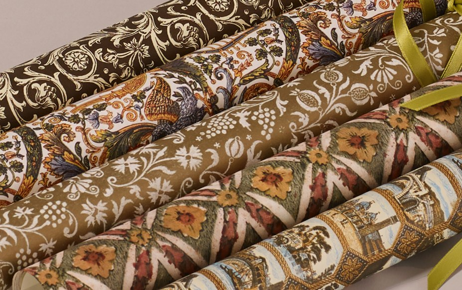 Assorted Venice Wrapping Papers