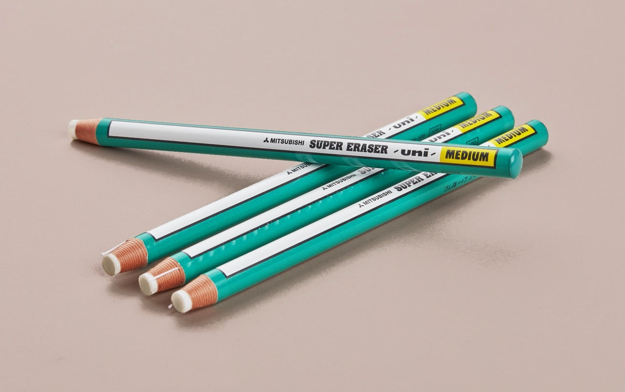 "Mitsubishi ""Super Eraser"" Eraser Pencil"