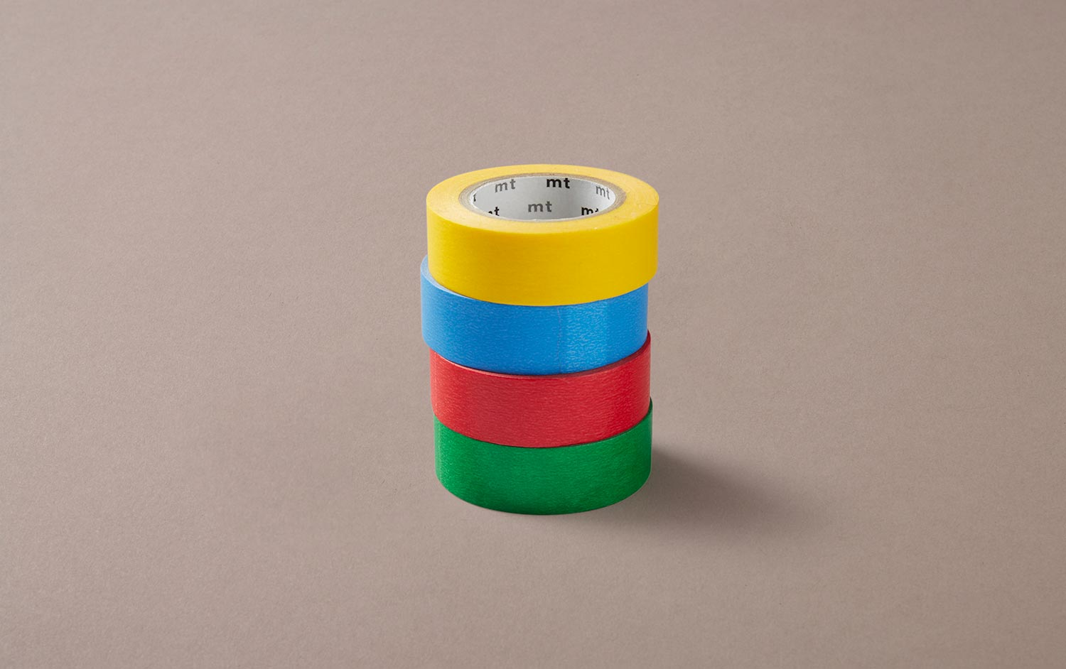 Primary Colours - MT Masking Tape