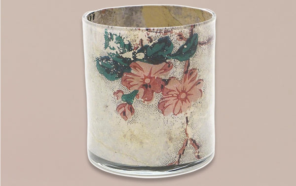 John Derian Desk Pencil Cup, French Wallpaper