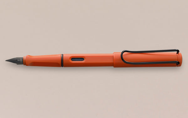 2021 Special Edition Red Terra Lamy Safari Fountain Pen