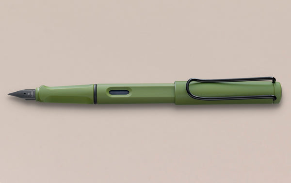2021 Special Edition Savannah Lamy Safari Fountain Pen