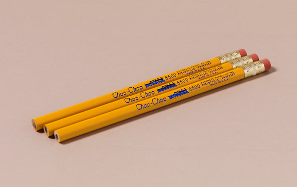 Musgrave Pencil Co Choo-Choo Jumbo Pencil