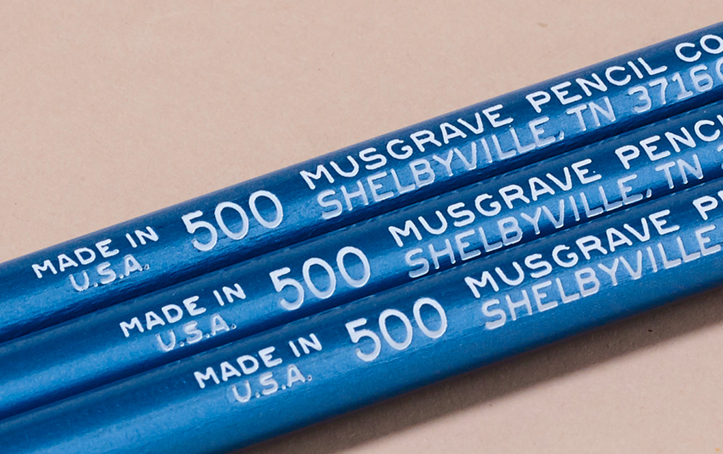 Musgrave Pencil Co TOT 500 Jumbo Pencil