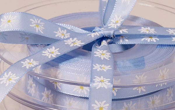 Premium Decorative Ribbon, 20m roll - Edelweiss