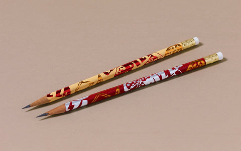 American Pizza-scented Novelty Pencil