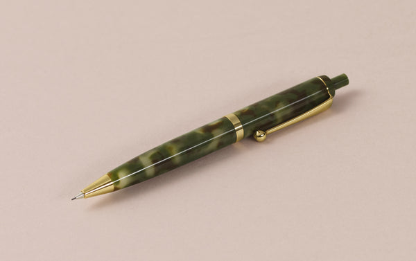 Ohnishi Seisakusho Camouflage Acetate 0.5mm Mechanical Pencil