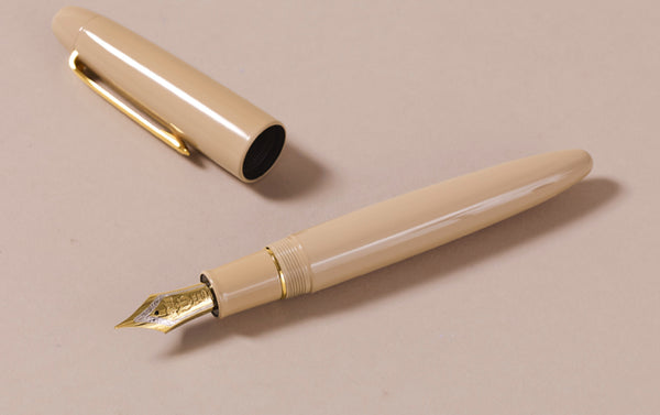 Sailor Urushi King of Pens Fountain pen, Ivory