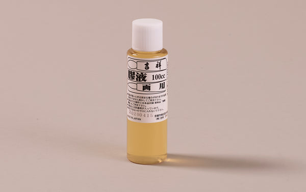 Natural Nikawa Japanese Binder Glue for Pigments