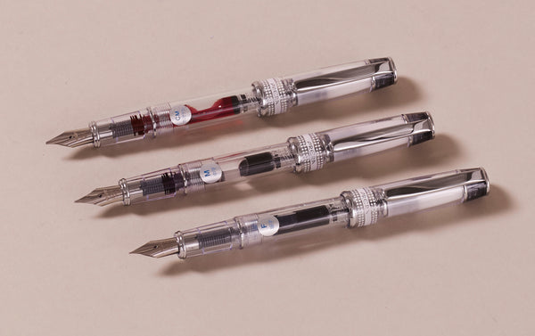 Demonstrator Clear Pilot Prera Fountain Pen