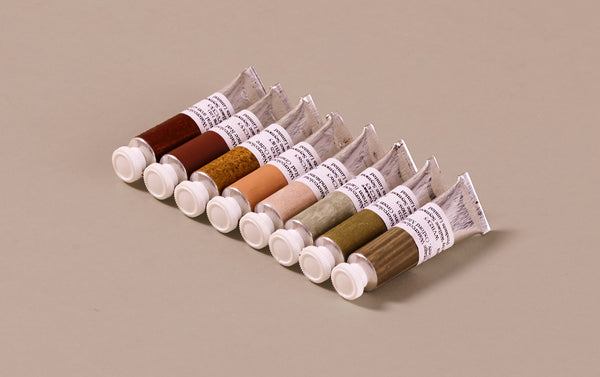 British Earth Natural Pigments Watercolour Set